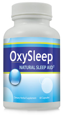 Click for OxySleep special discount